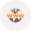 browser, explorer, globe, world, world wide web, www icon